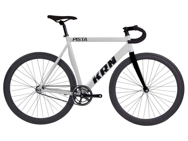 Vélo Fixie KRN Pista Blanc