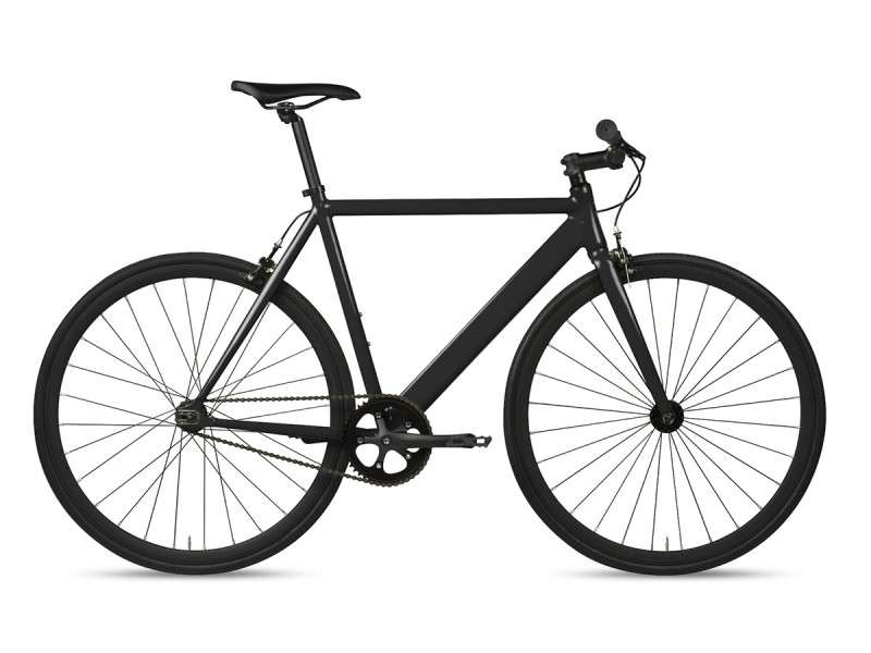 Vélo Fixie 6KU Track Noir